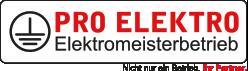 PRO-ELEKTRO Logo